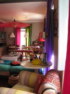 Cual es tu estilo en la decoraci n del hogar el estilo - Decoracion hippie ...