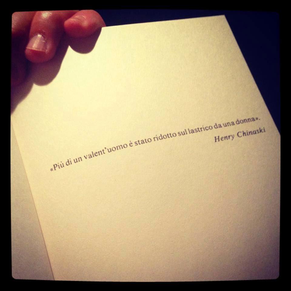Frasi di Bukowski sull'amore e sulle donne - frasi donne di charles bukowski