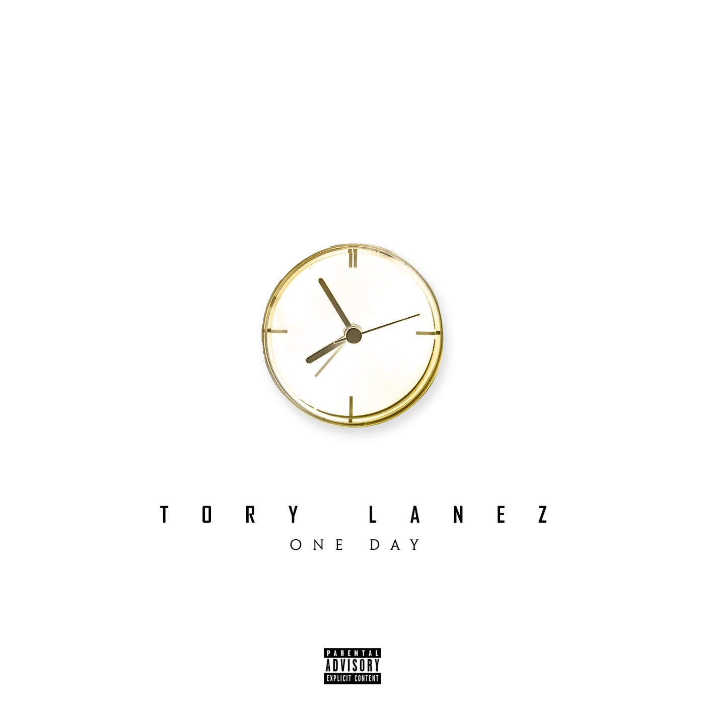 Tory Lanez - One Day - Single Cover
