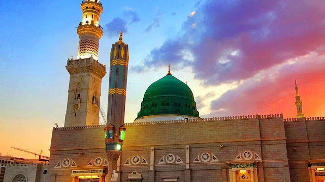 Beautiful-Madina-Wallpaper