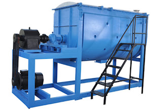 Ribbon Blender for Powder Mixing