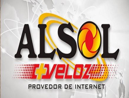 Parceria - Alsol provedor de internet