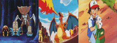 El ataque de los Pokémon prehistóricos