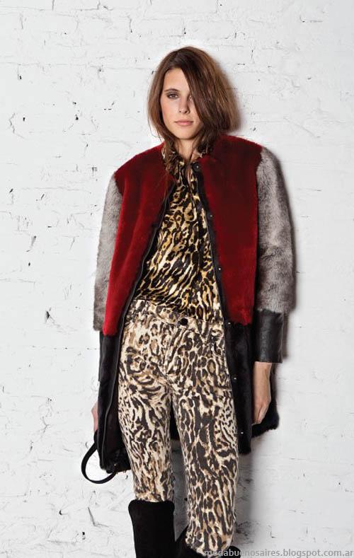 Maria Cher invierno 2013 moda