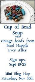 {vintage bead challenge}