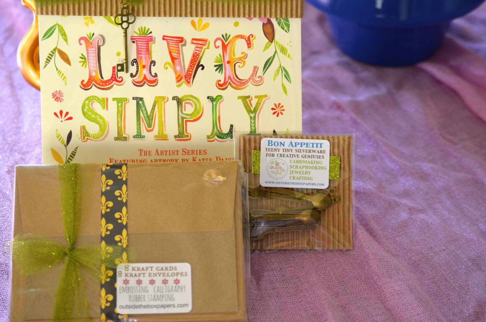 Outside the Box Papers Blog Giveaway