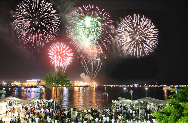 bayfront-park-fireworks