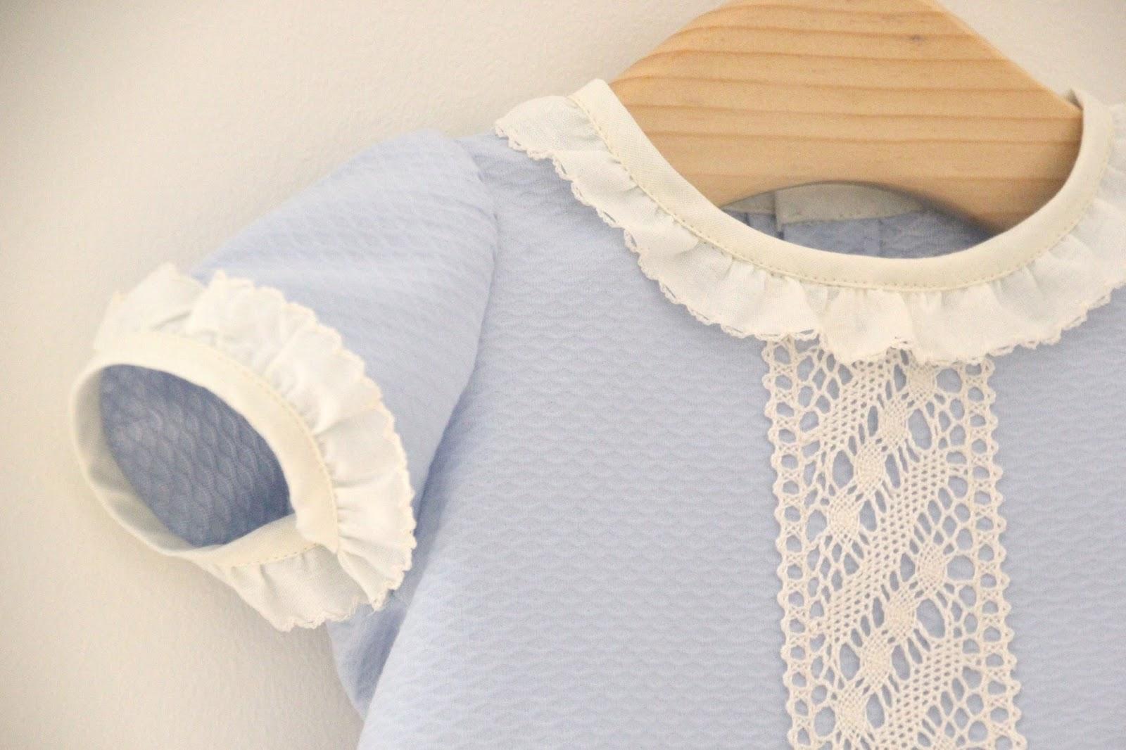DIY Tutorial y patrones: PELELE o RANITA de BEBE - Handbox Craft ...