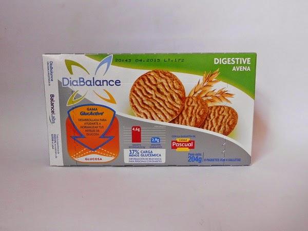 galletas digestive avena