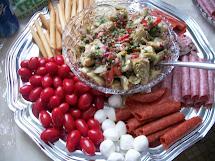 Barefoot Contessa Antipasto Platter