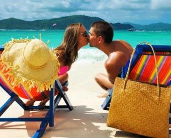 Honeymoon holiday in Vietnam