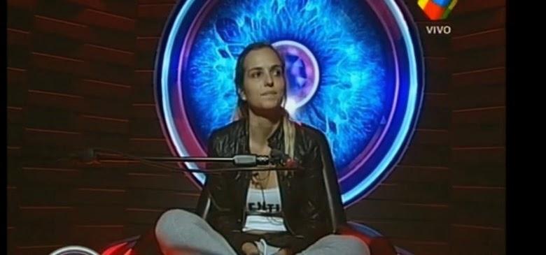 Nadia confesionario Gran Hermano 2015