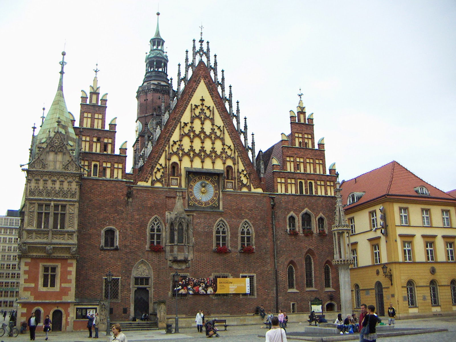 stadhuis wroclaw