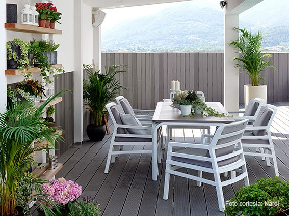 Cymisa: muebles para exteriores