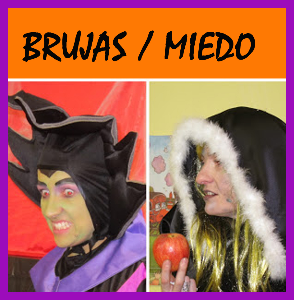 PROYECTO BRUJAS - MIEDO