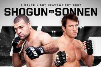 Shogun vs. Sonnen video replay
