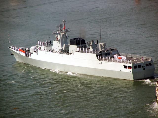 Type 056 (Jiangdao) class FS