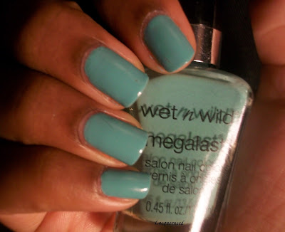 Wet n' Wild's I Need a Refresh-mint Swatch+Review