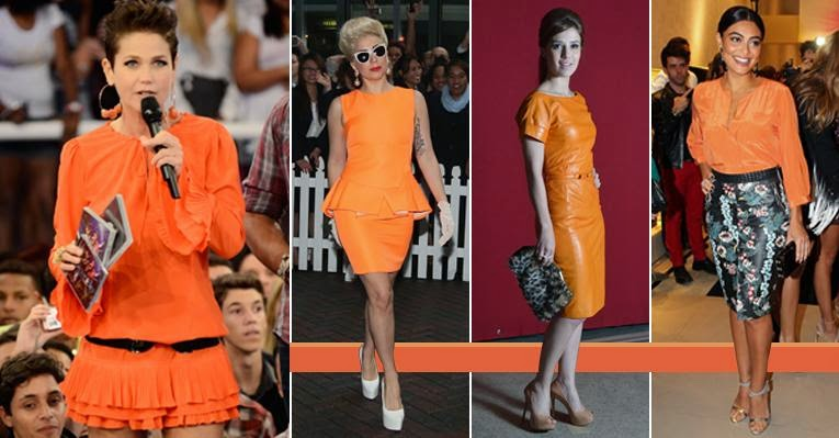 tangerine, moda, fashion
