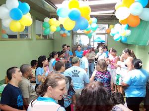 INÍCIO DAS ATIVIDADES EM 2012