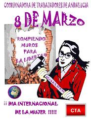 8 DE MARZO - ¡DÍA INTERNACIONAL DE LA MUJER TRABAJADORA!