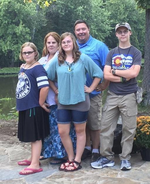 The Blackburn Family