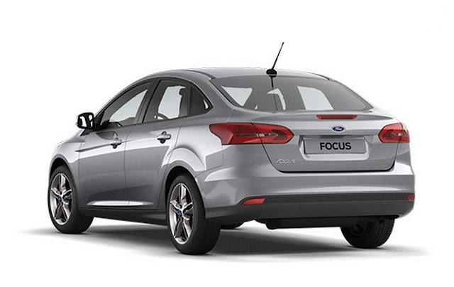 Novo Focus Fastback SE 1.6  2016