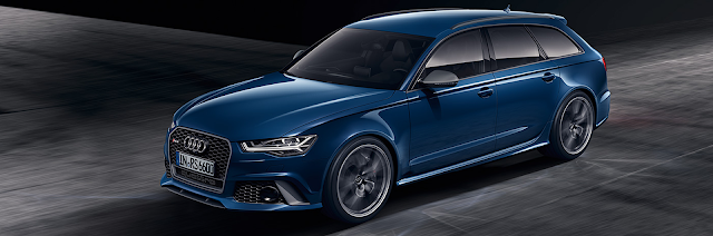 Audi RS 6 Avant performance i RS 7 Sportback performance