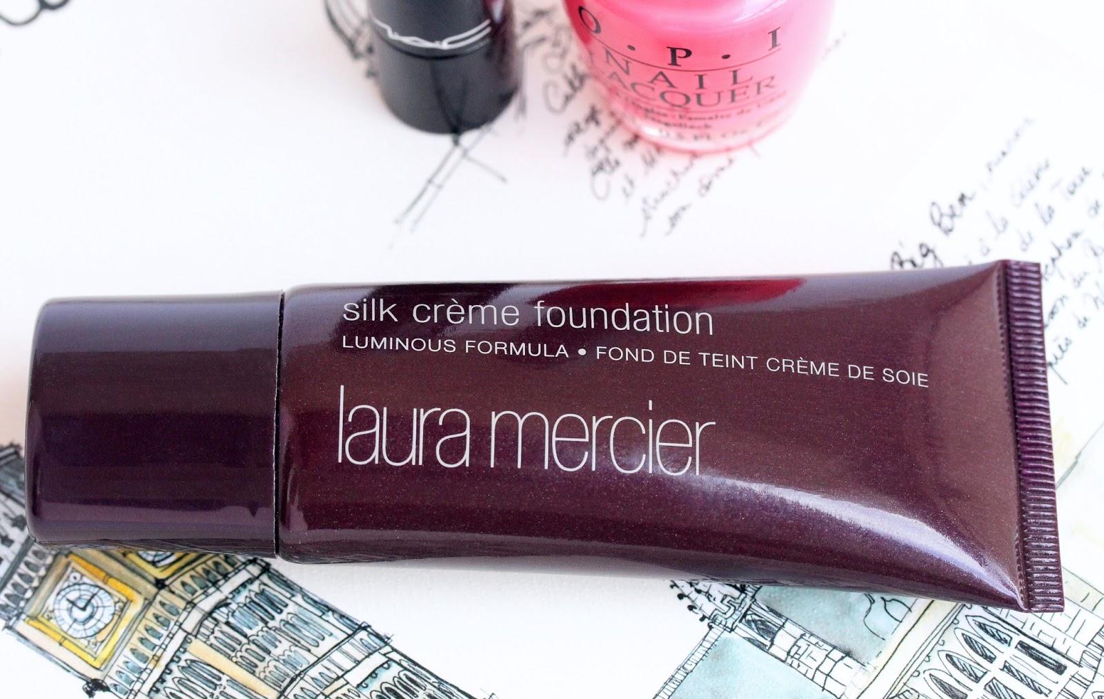 Laura Mercier Silk Crème Foundation