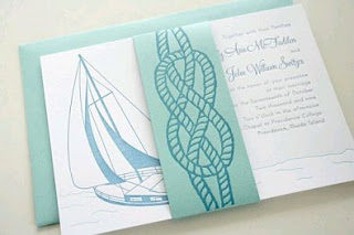 Invitations for Beach Weddings