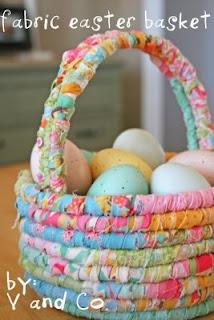 Ninhos de Páscoa tradicional