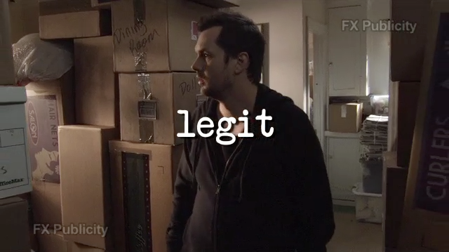Legit - Episode 1.08 - Hoarders - Advanced, non-spoilerly review (and also why you should watch this show)