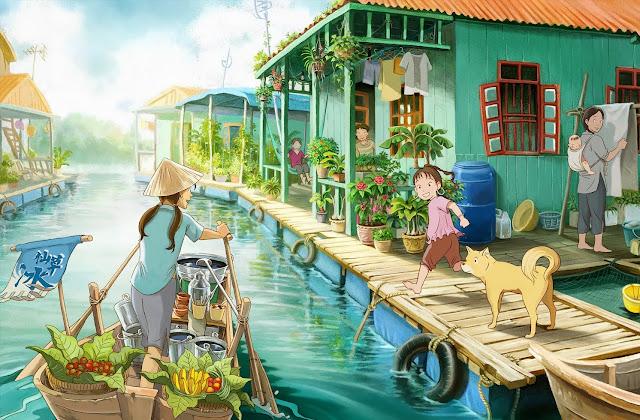 anime scenery,anime cute,anime wallpaper