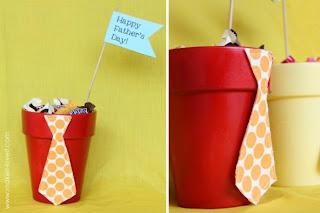 decoração fácil dia dos pais