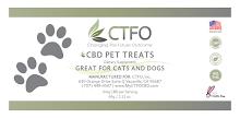 CBD PET TREATS