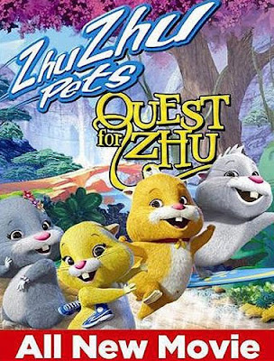 Ver Zhu Zhu Pets Quest For Zhu Película (2011)