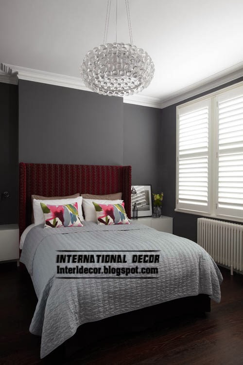 Colors For Bedrooms 2014 interior design 2014: visually expand small bedroom with colors