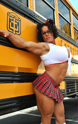 Schoolgirl Aleesha Young