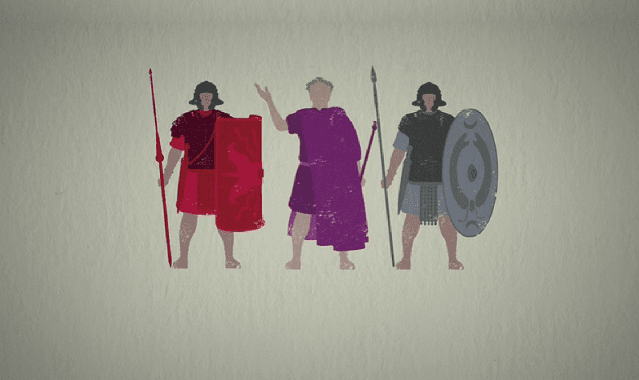 How the Roman army was organized [video]