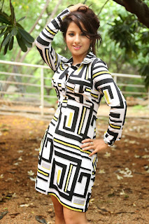 Shunay Latest Pictures in Short Dress