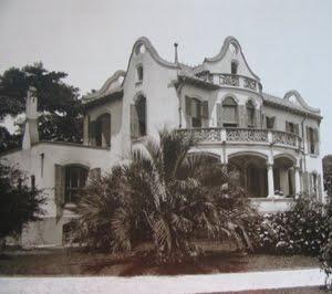 Residencia de Horacio Sabino, 1903.