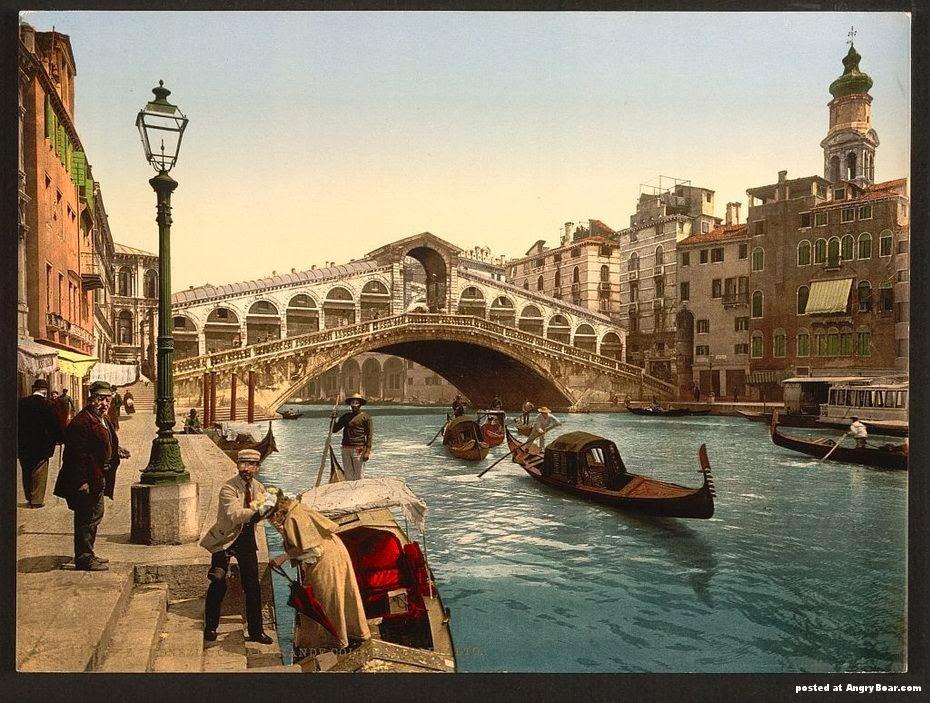 италия венеция фото