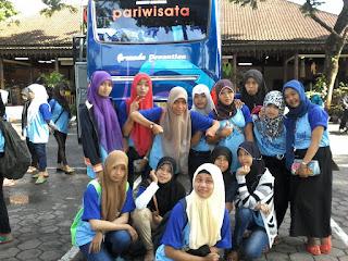 Serunya Jalan-jalan Bareng ke Yogyakarta