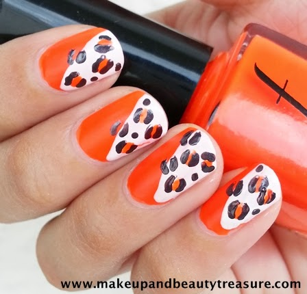 Easy-Polka-Dot-Nail-Art
