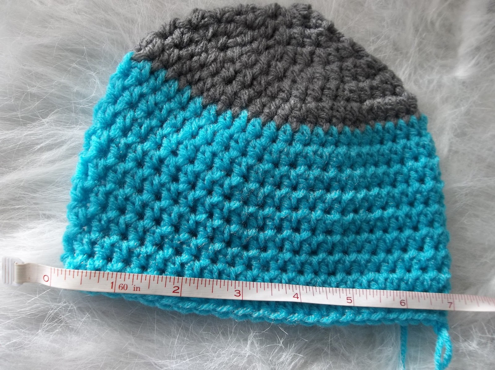 How To Crochet A Hat : Creating Beautiful Things in Life: How to Crochet a Properly Sized Hat
