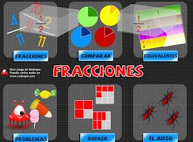 FRACCIONES 5º EP