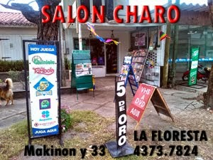SALON CHARO