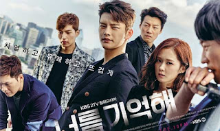 Sinopsis Drama Korea I Remember You