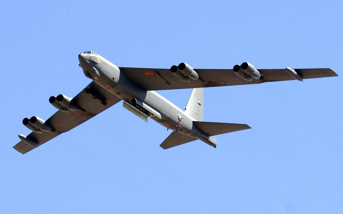 B-52 Stratofortress Bomber Aircraft Wallpaper 2
