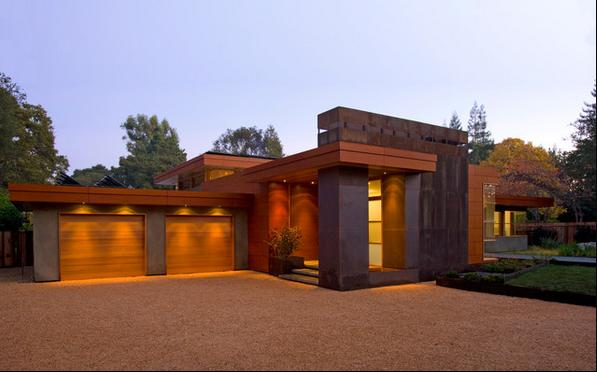 Fachadas casas modernas fachadas casas modernas - Estilos de casas modernas ...
